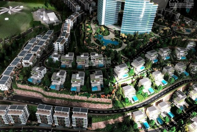 Bán căn biệt thự đẹp nhất của dự án Green Pine Villas Monaco Hạ Long, giá tốt nhất trên thị trường
