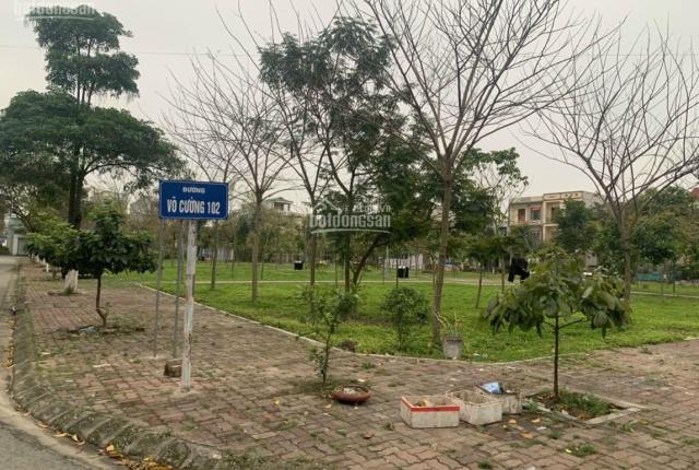 Bán đất nhìn vườn hoa Khả Lễ 1, DT 90m2, MT 6,4m, hướng Tây Nam, giá 5,85 tỷ