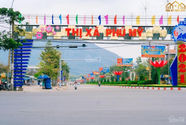 Bán đất thị xã Phú Mỹ, giá cực rẻ 980 triệu