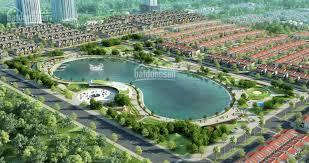 Bán BT An Vượng lô góc đơn lập 4 mặt thoáng, gần hồ điều hòa, công viên, siêu thị Aeon Mall Hà Đông