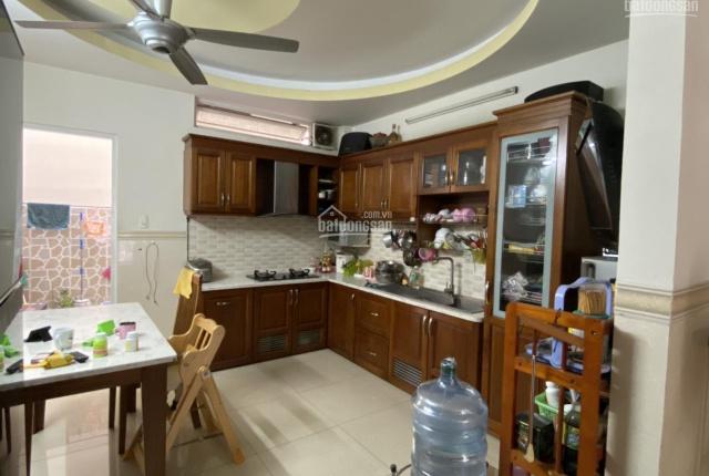 Bán nhà hẻm 8m có lề Bờ Bao Tân Thắng, Sơn Kỳ, Tân Phú, diện tích: 4x16m trệt 2 lầu sân thượng mới
