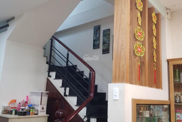 Chính chủ bán nhà đẹp 1 trệt, 3 lầu hẻm 160 Bùi Đình Túy, phường 12, Bình Thạnh