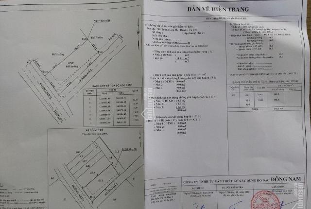 Cần bán: đất cạnh KCN Tây Bắc Củ Chi, liên hệ: Anh Tuấn (0912667783)