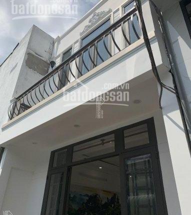 Bán nhà mới 1 trệt 1 lầu hẻm 12 đường Mậu Thân cách Lotte Mart 100m giá 2 tỷ 450 triệu