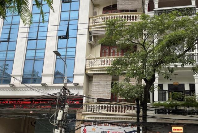 Chính chủ bán nhà 5 tầng, mặt tiền 4.5m tại đường Văn Cao, phường Đằng Lâm, Quận Hải An