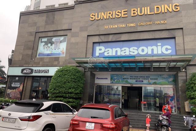 Chính chủ bán căn hộ tầng 9 tòa nhà D11 - Sunrise Building - 90 Trần Thái Tông - Cầu Giấy