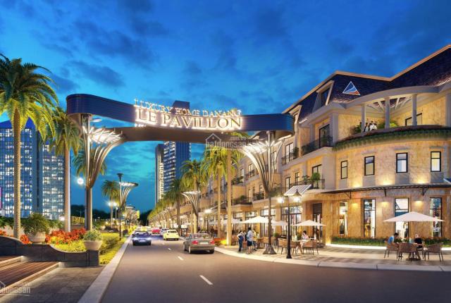Sở hữu Shophouse siêu sang chuẩn thế giới ngay giữa lòng thành phố Đà Nẵng Regal Pavillon Đà Nẵng