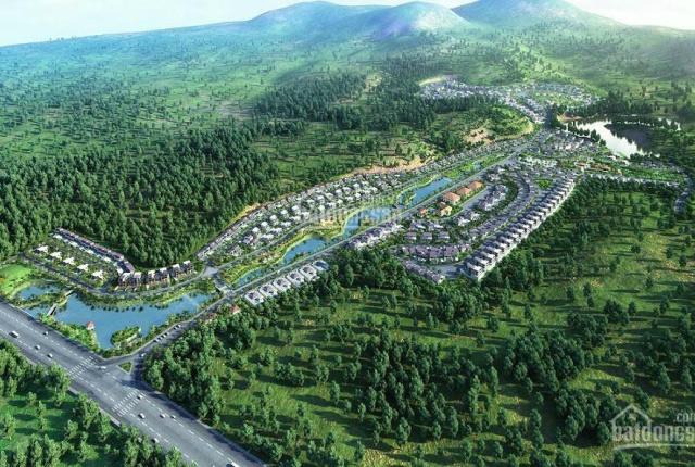 PKD dự án xanh villas đặt chỗ biệt thự khu C 200 - 400 - 1200m2 đã có sổ đỏ chỉ 2.7 tỷ nhận nhà
