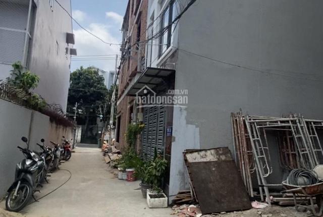 Bán đất hẻm xe hơi phường Tân Thuận Tây, Quận 7 - đất đẹp vuông vức 5,35 tỷ