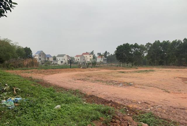 Cần bán mảnh đất 3800 m2 trong đó 350 m2 thổ cư tại thị xã Phổ Yên - Thái Nguyên, vị trí cực đẹp