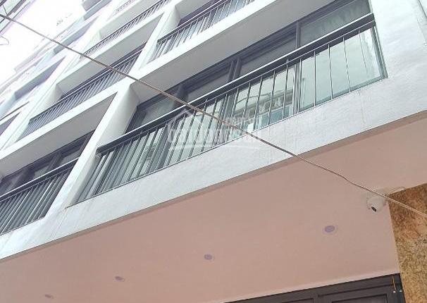 Bán gấp nhà Tô Ngọc Vân, Tây Hồ, 80m2, 8 tầng, MT 7,1m, giá 25.7 tỷ, gần hồ, kinh doanh, 0921868111