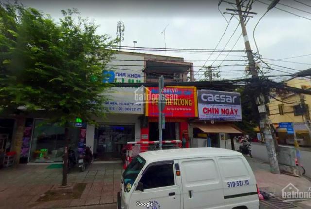 Cho thuê nhà mặt tiền 355 Phạm Thế Hiển, P3 Q8, 22 triệu/tháng, 0907836680