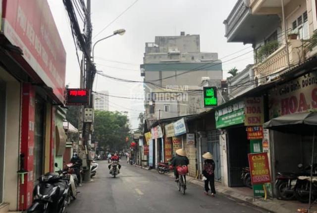 Giá nào cũng bán, mặt phố Dịch Vọng MT 11.5m, DT 195m2, kinh doanh đỉnh