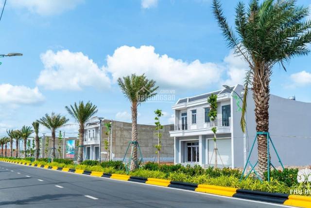 Nhà mới xây DT: 5x25m đường 28m cạnh trường THCS tiến hưng trả trước 250tr nhận nhà LH: 0966887957