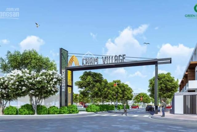 Bán dự án KDC Tháp Chàm Xanh tại TP Phan Rang, Ninh Thuận. Giá F0 từ chủ đầu tư, LH: 0963365346
