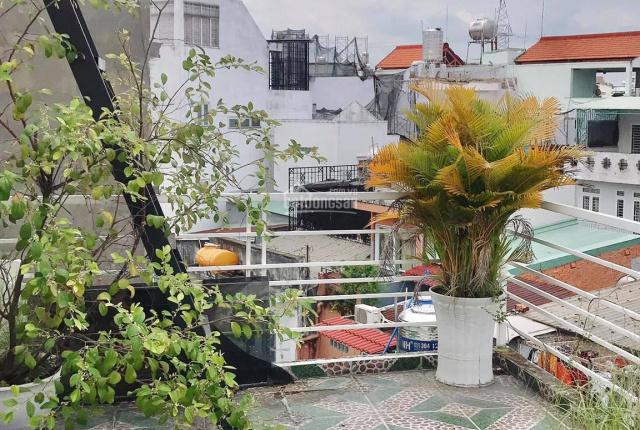 Bán nhà đường Nguyễn Thượng Hiền, 36 m2, 4 tầng, chỉ 4tỷ850, rẻ nhất khu vực. 0934076883