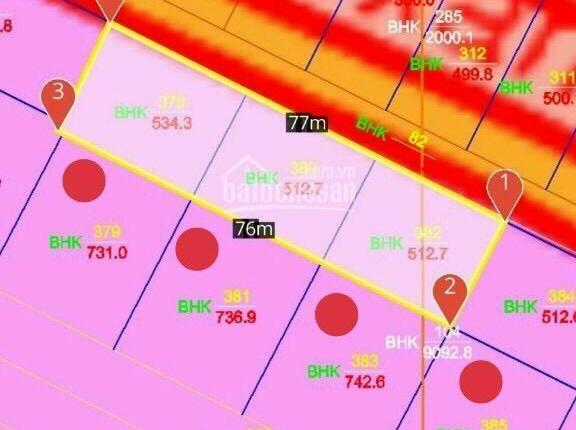 Bán đất sát biển ra sổ DSH, giá 700tr, DT 114m2. Lh 0982528892