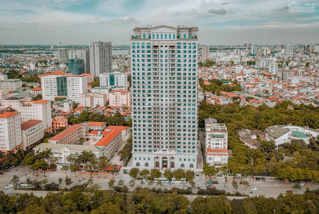 Chỉ từ 12 tỷ sở hữu ngay căn hộ cao cấp D'Palais Louis số 6 Nguyễn Văn Huyên - Bàn giao 06/2021