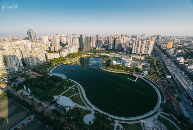 Bán căn 2PN 82m2 tòa vip view hồ full nội thất cao cấp dự án Vinhomes D'Capitale giá chỉ 4 tỷ