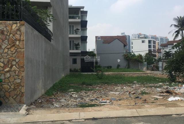 Bán đất mặt tiền sông đường Số 11 sau căn hộ The Vista Phường An Phú, Quận 2. Gần khách Sạn MIA
