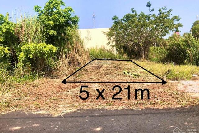 Nền thổ cư Chánh Đông-105m2 cách mặt tiền Đường 925 khoản 100m