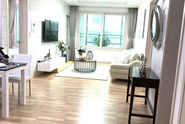 Bán giảm lỗ căn 102m2 chung cư Booyoung Mỗ Lao giá 2,547 tỷ full đồ giảm ngay 420tr