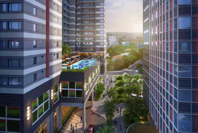 Bán căn hộ cao cấp Grand Center 1 phòng ngủ 20.10 hướng Đông Bắc view biển Mũi Tấn giá 2,149 tỷ