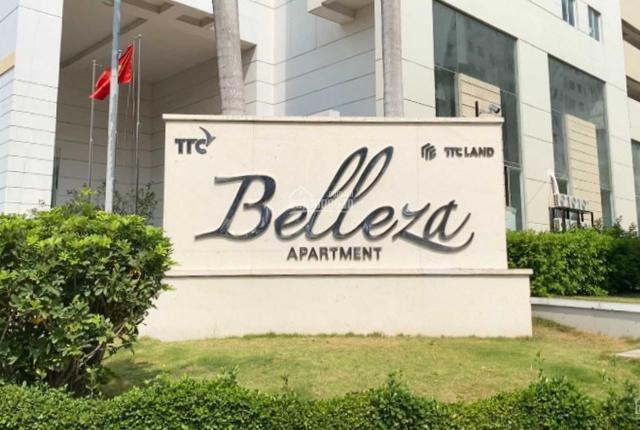 Bán gấp căn hộ Belleza Quận 7, 124m2, 3PN, 2WC, sổ hồng trao tay, hỗ trợ vay 80%, giá chỉ 2.95 tỷ