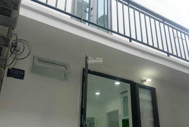 Nhà Gò Vấp sổ hồng, 50/25C Lê Lợi, mình chủ nhà, 3 tầng, ngay ĐH Công Nghiệp 4, ko dính lộ giới