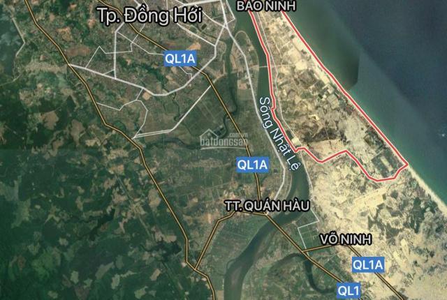 Đất biển Bảo Ninh, TP Đồng Hới, Quảng Bình. (Mặt tiền Nguyễn Thị Định, Mỹ Cảnh, bờ kè sông Nhật Lệ)