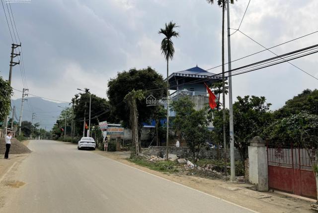 Chính chủ bán lô hoa hậu mặt đường Phú Mãn - Hòa Lạc, sổ đỏ full thổ cư 420m2 0941236778