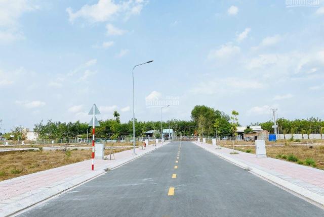 New land nằm mặt tiền dt750 cách quốc lộ 13 2km Trừ văn thố,sổ hồng từng nền,ck 10-20 cv sjc