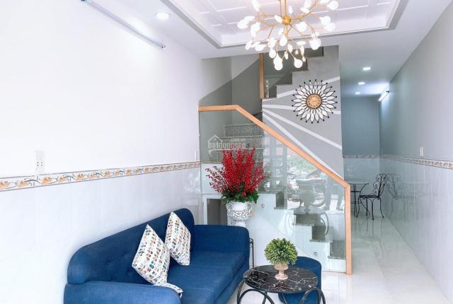 Nhà mới (1lầu + 2PN) hẻm ôtô 6m ngay Tân Kỳ Tân Quý, chính chủ đầu tư: 0932016969