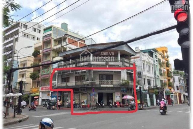 Cho thuê góc 2MT Cô Bắc với Nguyễn Khắc Nhu, Quận 1 DT 17,4x13m 1 lầu giá 96 triệu thương lượng
