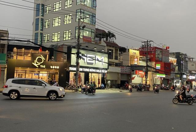 Toà nhà 6 tầng mặt tiền Võ Văn Ngân, TP Thủ Đức bán (cho thuê dài hạn)