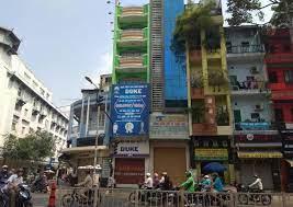 Bán nhà MT Trần Hưng Đạo 2 chiều(3.5x15m), 5 tầng, giá chỉ 21.5 tỷ còn TL