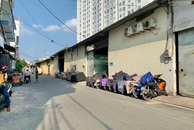 Bán lô đất 534m2 18x30 full thổ cư đang cho thuê 46tr/tháng ngay ngã tư Nguyễn Sơn giáp Tân Phú