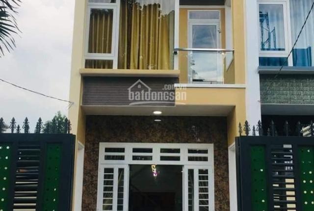 Bán nhà 1 lầu, 3 phòng ngủ, sổ hồng gần cầu mới Hoá An. Hỗ trợ vay vốn 70%
