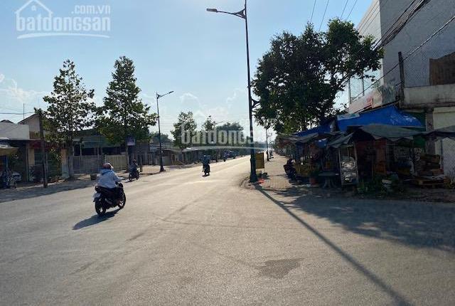 Bán đất 2 mặt tiền đường Cách Mạng Tháng Tám; gần Trường học; Bệnh viện; chợ Tây Ninh