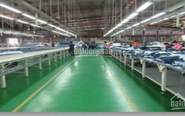 Chuyển nhượng nhà máy và dây chuyền sản xuất ngành dệt may tại Uyên Hưng, Tân Uyên, Bình Dương