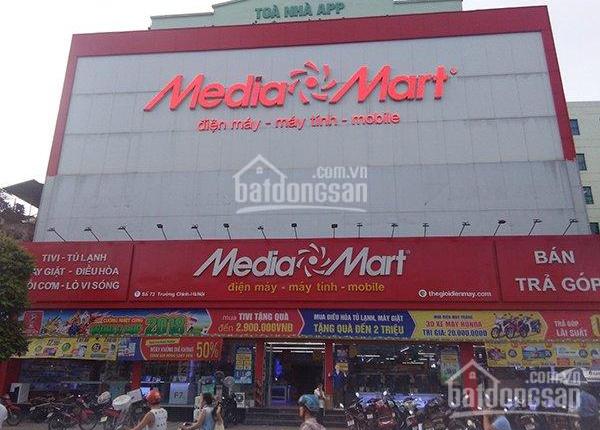 Cho thuê mặt bằng siêu khủng Nguyễn Trãi 1368m2, mặt tiền 20m, phù hợp kinh doanh siêu thị