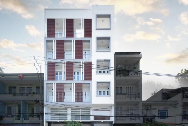 Cho thuê tòa nhà văn phòng diện tích SD lớn (1000m2) - mặt tiền Phạm Văn Chí Q6