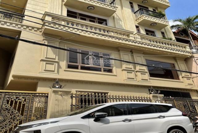 Bán nhà đường Lê Tự Tài, quận Phú Nhuận: Tuyệt phẩm biệt thự mini 4 lầu thiết kế cổ điển+thang máy
