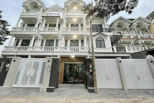Nhà mới chính chủ cần bán gấp nhà 3 lầu xây mới KDC Sài Gòn Mới, DT 4 x 17m, 4 PN, giá tốt hôm nay