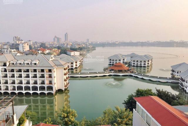 Bán cả toà nhà 8 tầng đẹp nhất khu hồ Tây. 4 mặt thoáng, đầu tư sinh lời cực cao, giá cực hấp dẫn