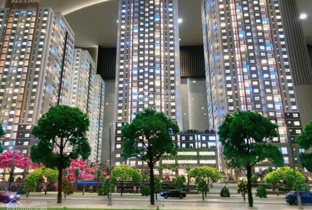 Bán căn hộ cao cấp tại TP Biên Hoà 2PN 2WC, diện tích 73m2, TT đợt đầu 15%, CK 4%, NH hỗ trợ 70%
