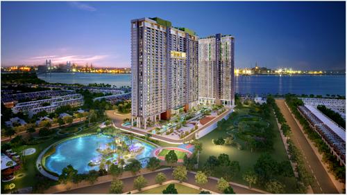 Bán căn hộ 1PN, 2PN, 3PN River Panorama, View trực diện sông Sài Gòn giá rẻ nhất thị trường