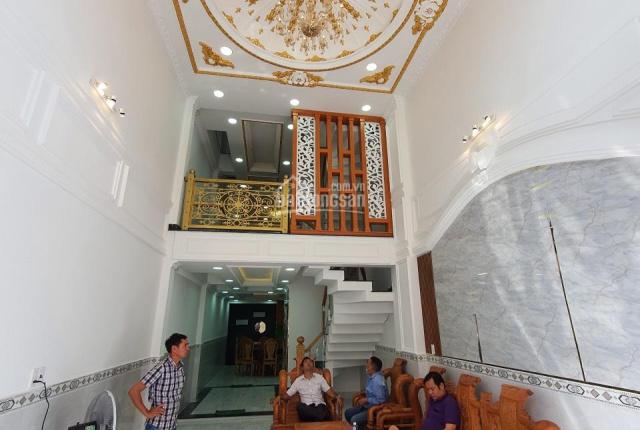 Bán nhà khu dân cư cao cấp, có thang máy, đường nhựa 12m Nguyễn Thị Tú, Bình Tân