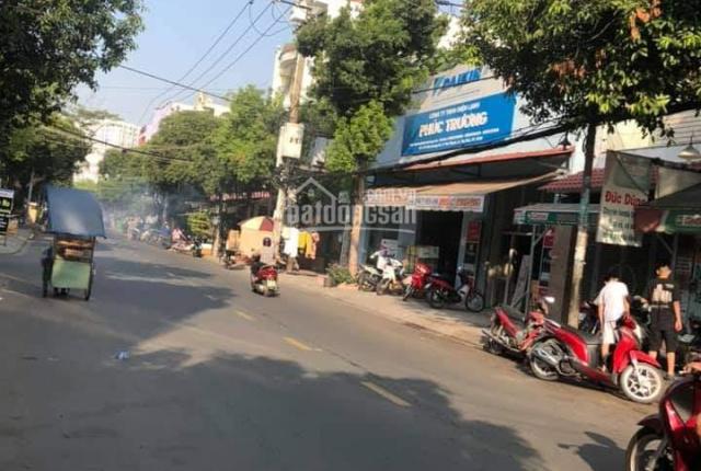 Bán nhà mặt tiền kinh doanh Trần Quang Cơ, DT: 4mx17.5m, 1 lầu, sân thượng, phường Phú Thạnh