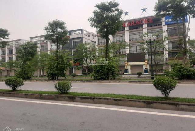 Bán shophouse hai mặt đường Trần Hữu Dực, hiện đang thuê kiếm tiền hàng tháng